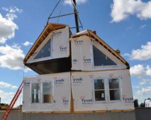 Blog - Modular Home assembly - P2 - Misc 1