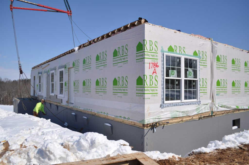 Can You Build a Home in the Winter?
