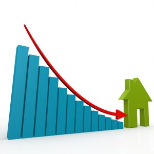 reduced interest rates graph